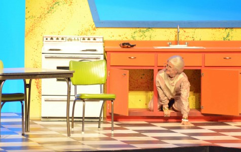 'Fuddy Meers' show has grandma under the sink