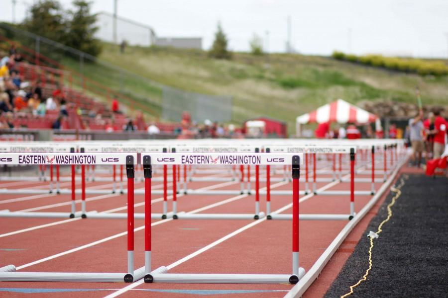 The EWU Track and Field Big Sky Championship took place at Roos Field on May 16, 2015