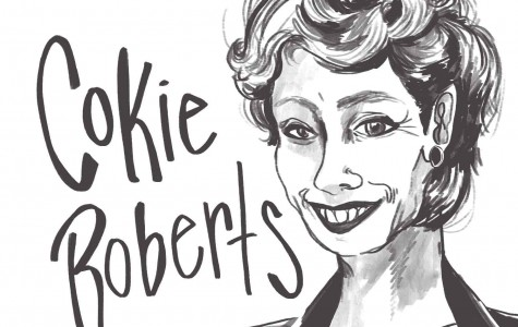 A night of history with Cokie Roberts