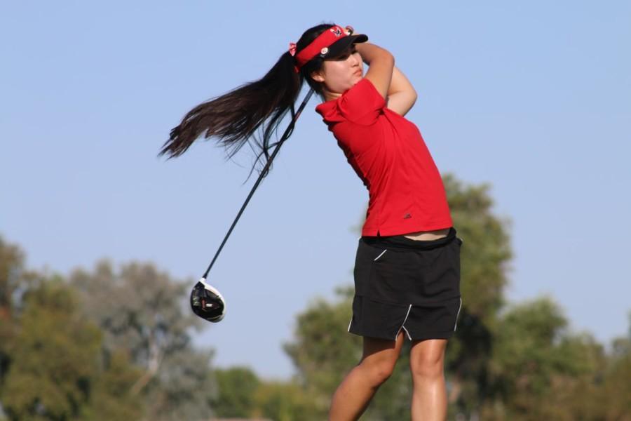 EWU women's golf finishes 8th in Big Sky Championships