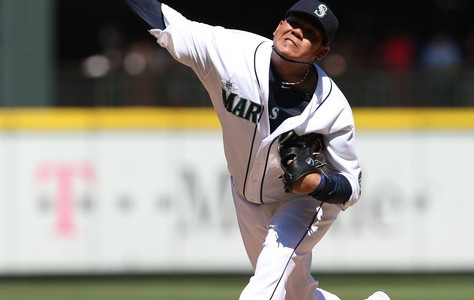 Mariners relying on their king early