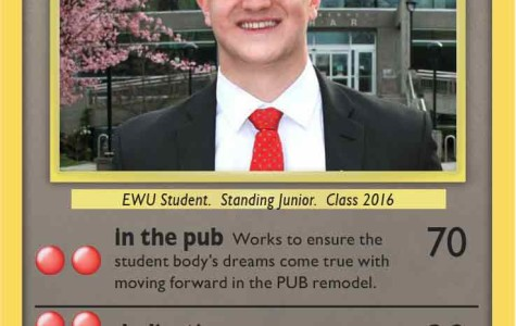 Brendan Hargrave ASEWU Candidate Card for May 6 general elections
