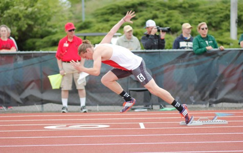 EWU Track and Field finish fifth at Big Sky