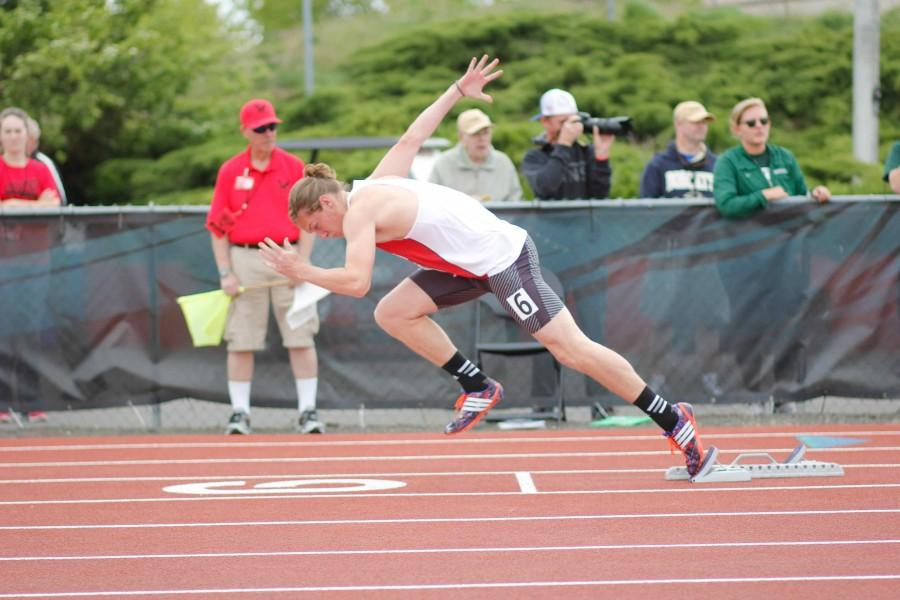 The EWU Track and Field Big Sky Championship took place at Roos Field on May 16.