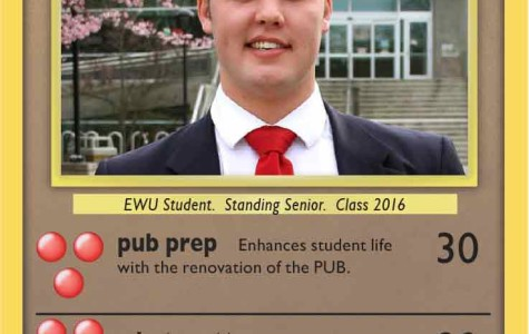 Kyle C. Dodson ASEWU Candidate Card May 6 general elections
