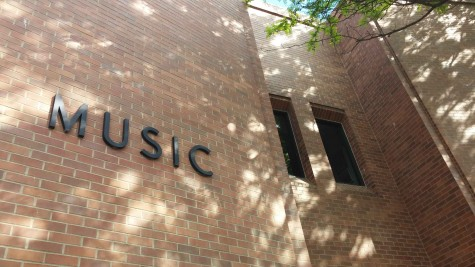 Music students express leadership concerns about department chair