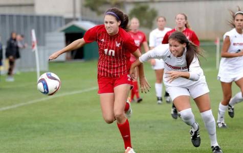 EWU women's soccer drops to 5-2