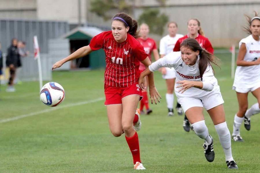 Chloe Williams at Southern Utah University.
