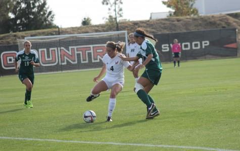 EWU soccer on historic winning streak