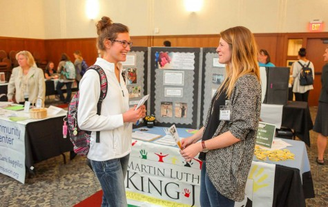 EWU hosts first Internship and Volunteer Fair