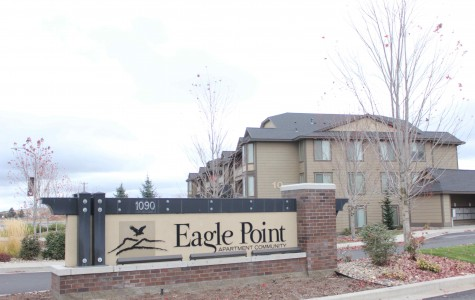 Potential break-in at Eagle Point
