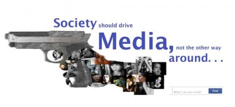 Society should drive Media, not the other way around…