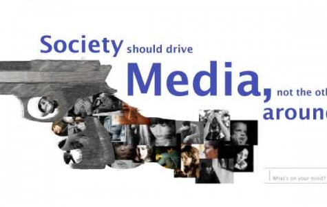 Society should drive Media, not the other way around...