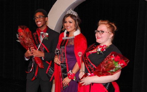 Mr. and Ms. Eastern switched for EWU Royalty Pageant title