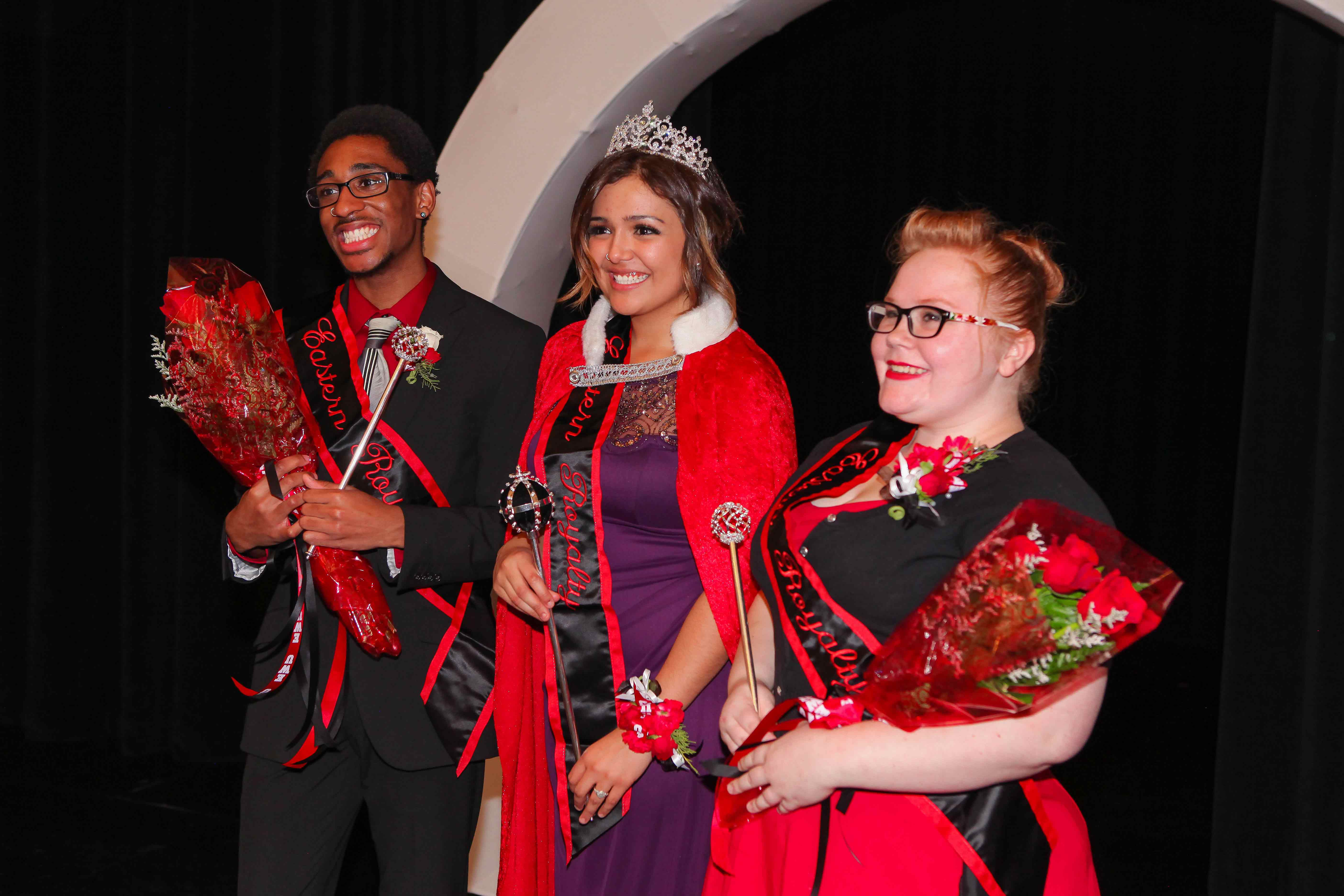 2015-2016 Royalty Court