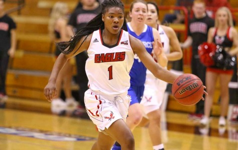 Women's basketball takes on Lone Star Showcase