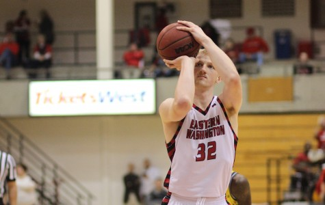Bliznyuk has first triple-double in school history, EWU improves to 3-2 in Big Sky Conference