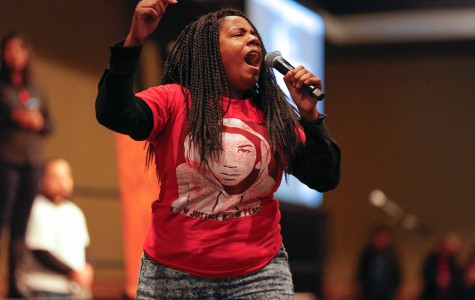 EWU and Spokane community join in largest MLK Day of Service