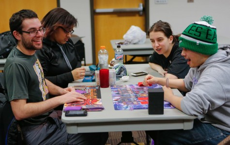 Gamers Club brings students together