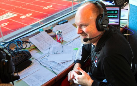 Voice of the Eagles awarded Top Broadcaster honor