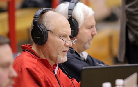 Eagles' voice took winding road to EWU booth