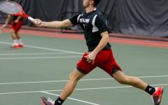 Men's tennis move to 3-1 on the season