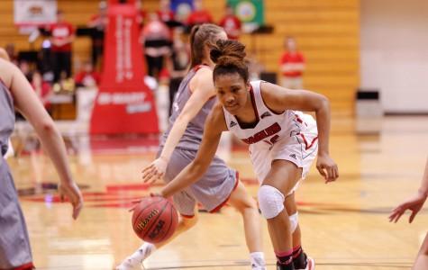 EWU women's basketball sweeps weekend games