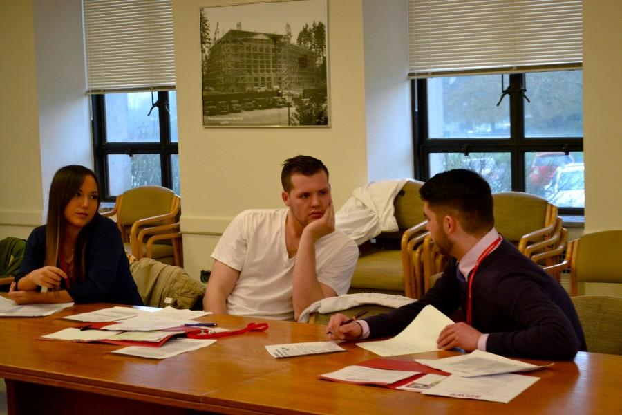 Students get politically involved during Lobby Day