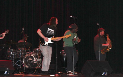 Battle of the Bands brings diverse music to EWU