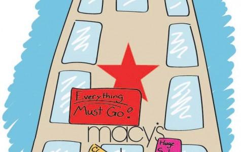 Downtown Macy's closing