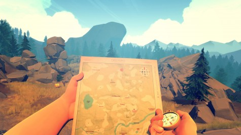 'Firewatch' impresses