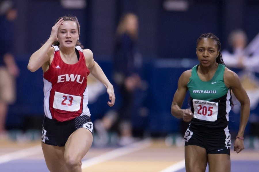 Women's track finishes third, best ever placement
