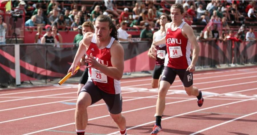 Men's track and field takes Big Sky by storm