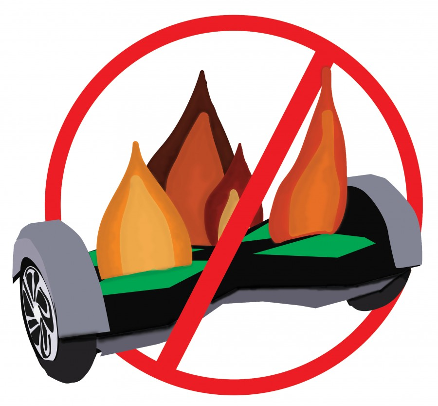 Hoverboard restrictions enacted on campus