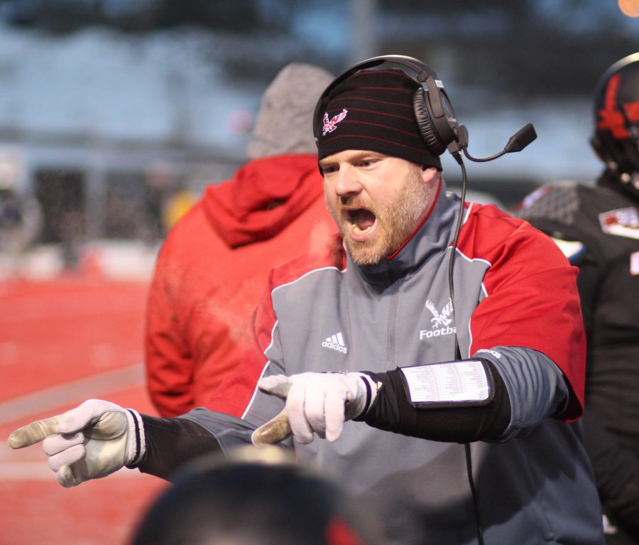 EWU has promoted offensive line coach Aaron Best to be the program's next head coach