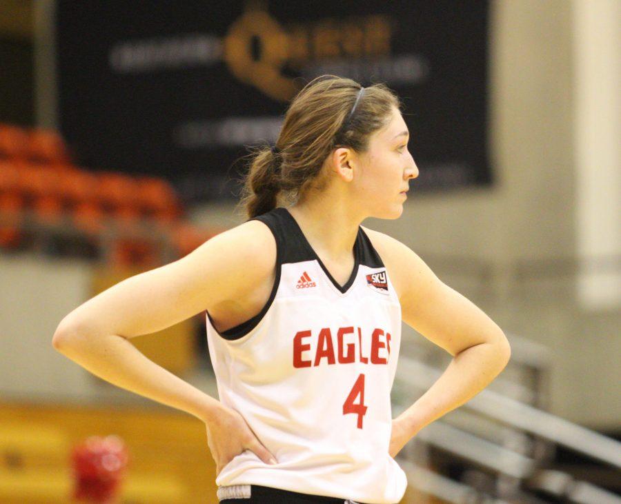 Gallery: EWU womens basketball falls to Idaho in WBI quarterfinals 74-67