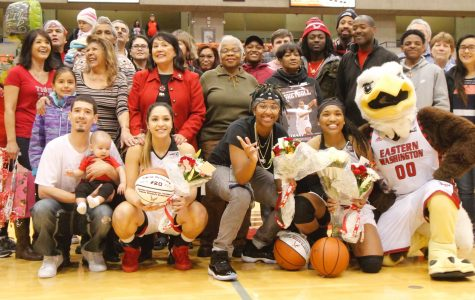 EWU Women's Basketball Clinches First-Round Bye in Big Sky Tournament