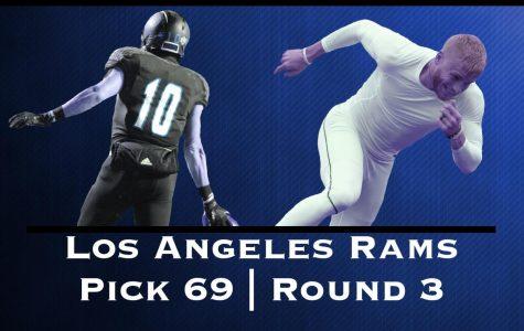 2017 NFL Draft: EWU's Cooper Kupp and Samson Ebukam Drafted by the Los Angeles Rams
