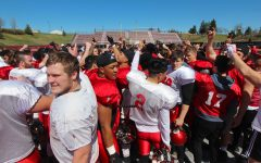 Gallery: EWU Spring Football Scrimmage (April. 22)