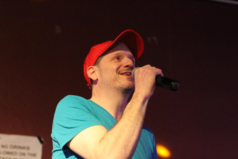 Ryan Jensen singing