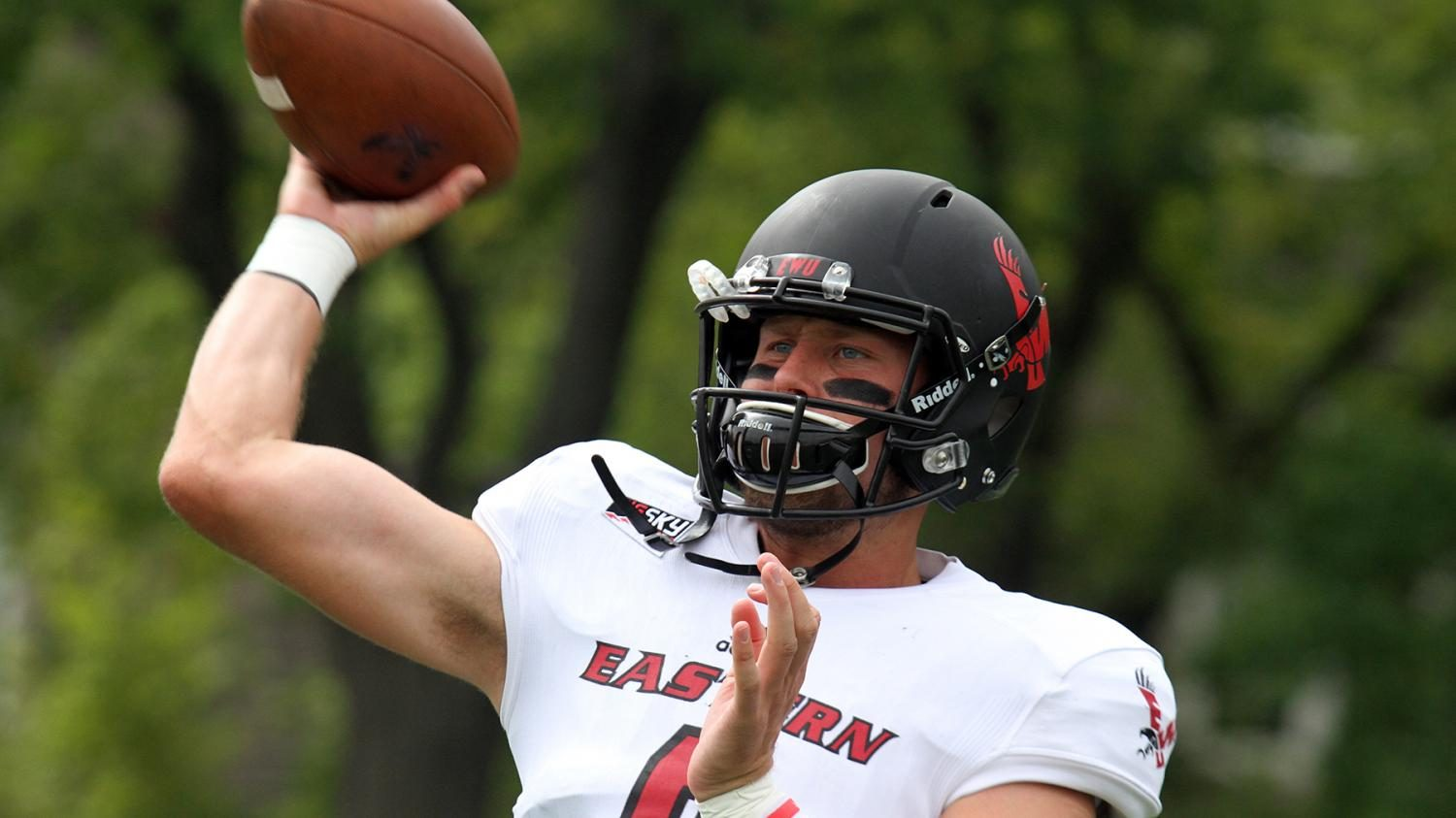 No. 12 EWU Football Takes Down Fordham, 56-21