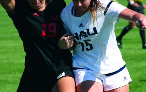 EWU women's soccer pick up four points at home as conference play begins