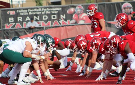 No. 8 EWU Football Thumps Sacramento State, 52-31