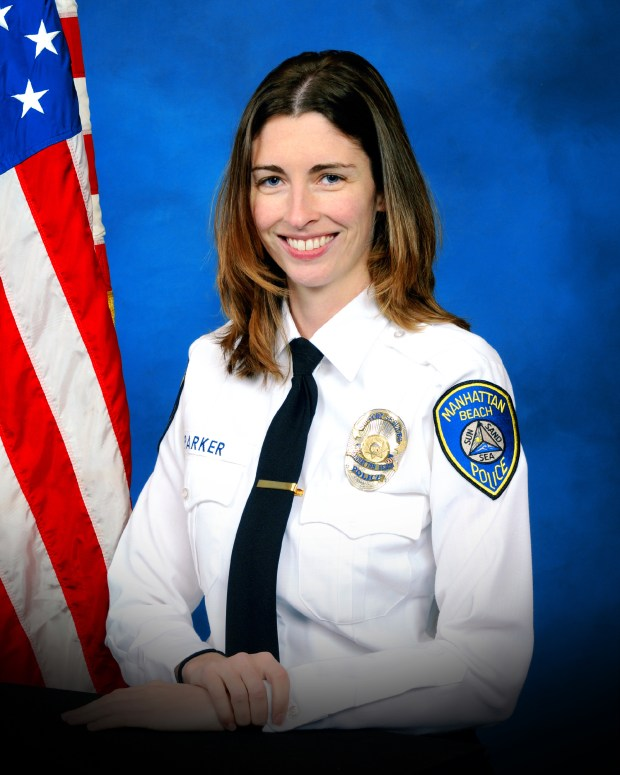 Rachel Parker | Credit Manhattan Beach Police Department