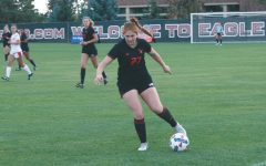 Women's soccer remains perfect in BSC play with two road wins