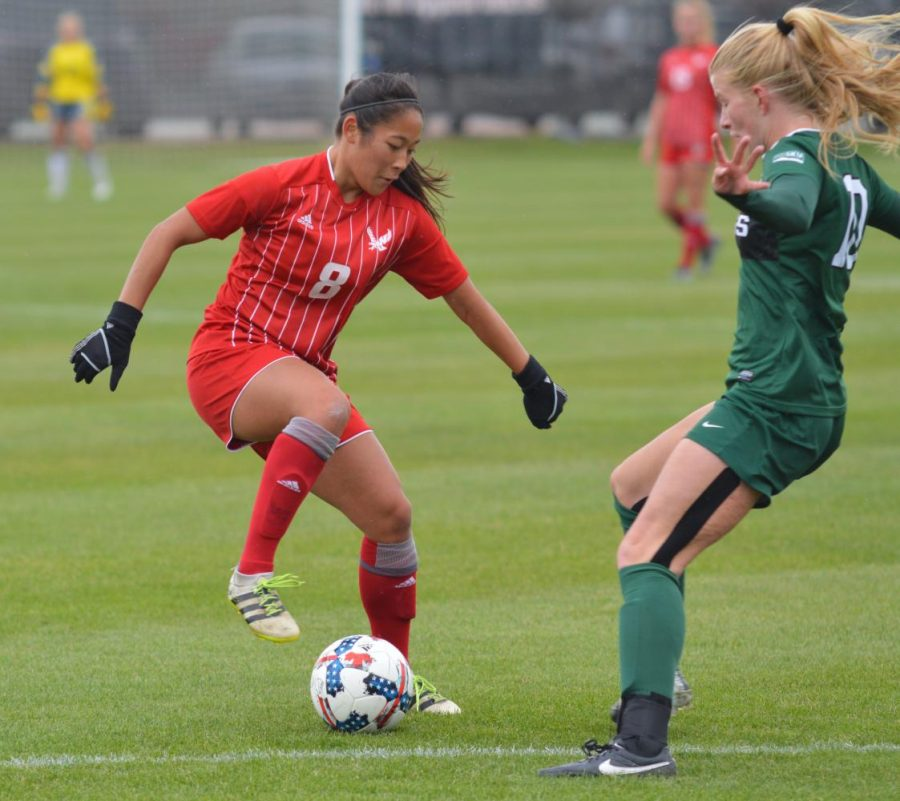 With two wins, women's soccer remains in first place in the Big Sky