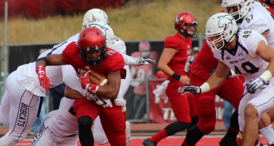No. 10/9 EWU football wins fifth straight, outlasts Montana State