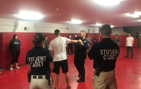 EWU Police hosts self-defense class