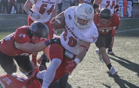 No. 8 EWU football toppled in Cedar City, snap five-game winning streak