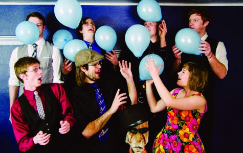 Local band Ragtag Romantics | Photo contributed by the Ragtag Romantics Facebook page